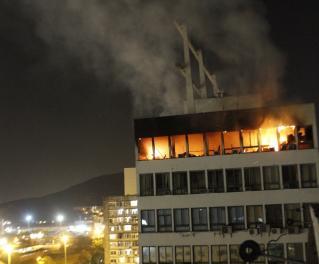 Incêndio no Centro de Niterói - mar/14