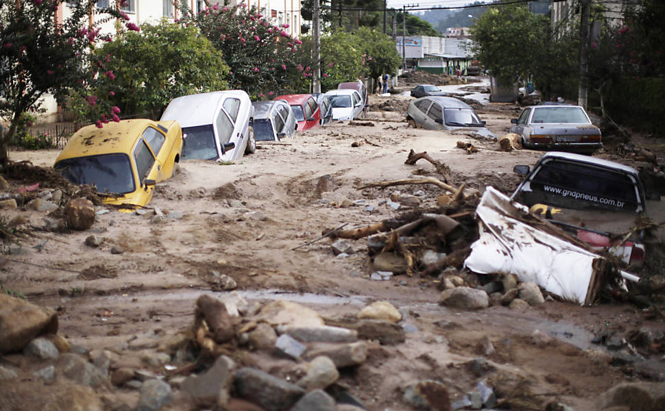 Desastre na Região Serrana, RJ - jan/2011